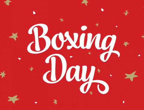 What's the story on Boxing Day?