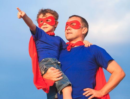 Superheroes turn out for Canada Day in Richmond Hill