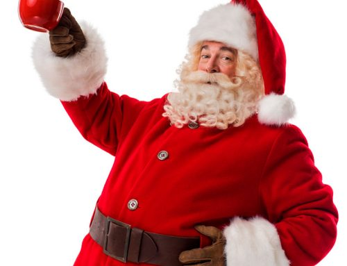 Breakfast with Santa this Saturday!