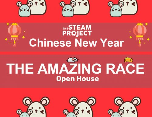 Celebrate Chinese New Year with an amazing race!